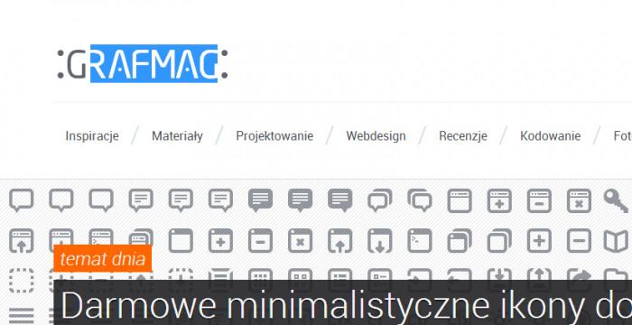 03 Logotyp font zamiast obrazka
