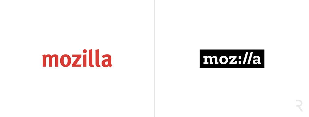 Mozilla nowe logo 2017