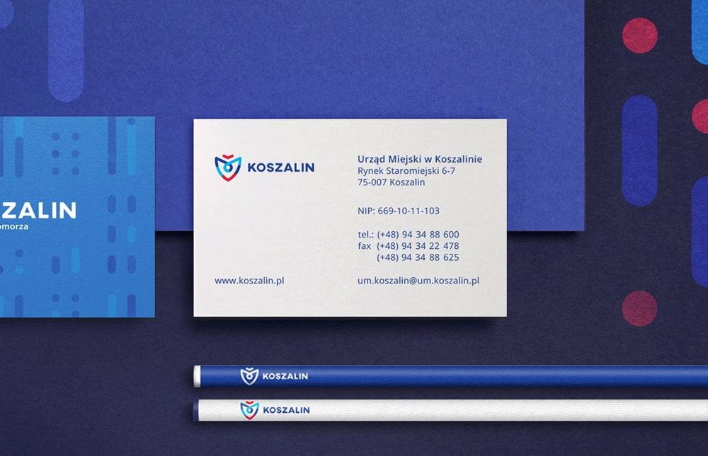 Oficjalna wizytówka Koszalina