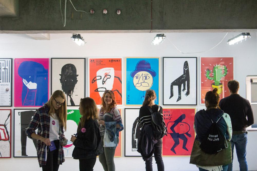 Wystawa Big Poster Zin w Poznaniu