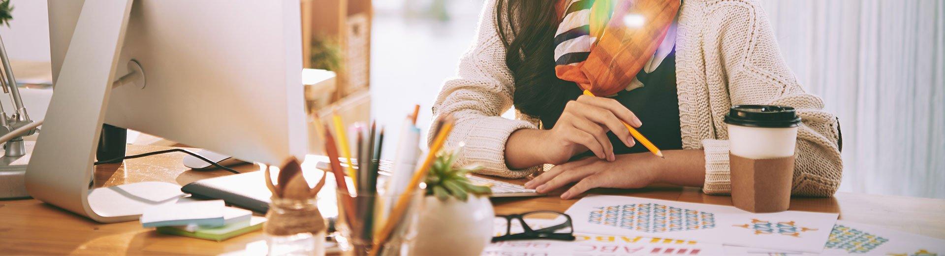 Okładka artykułu Jak zacząć z grafiką? — Pytamy znanych i cenionych projektantów