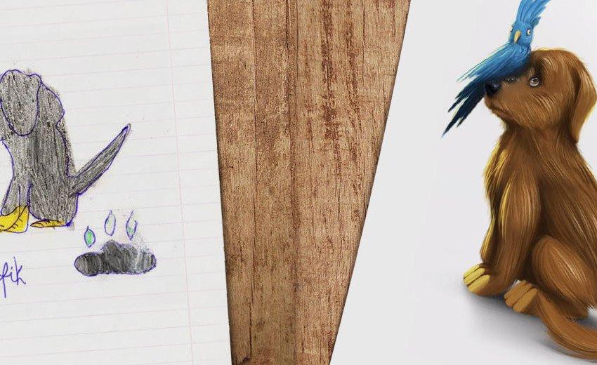 Okładka artykułu Naucz się rysować — 10 prostych kroków