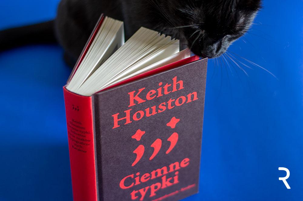 Ciemne Typki Keith Houston - Recenzja