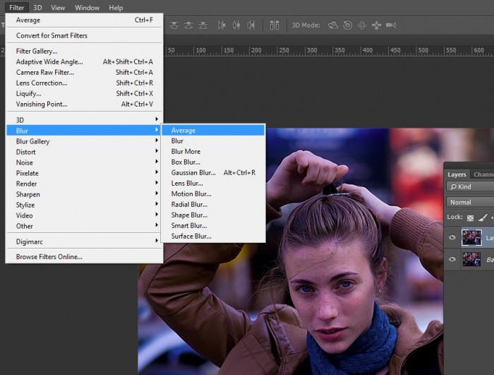korygowanie kolorow zdjecia za pomoca photoshopa