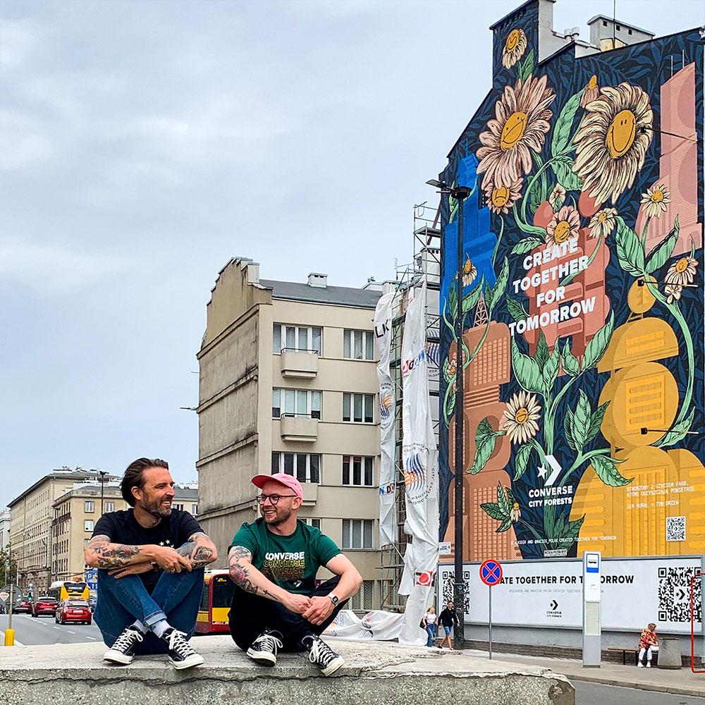 CITY FORESTS, Maciej Polak, Dawid Ryski