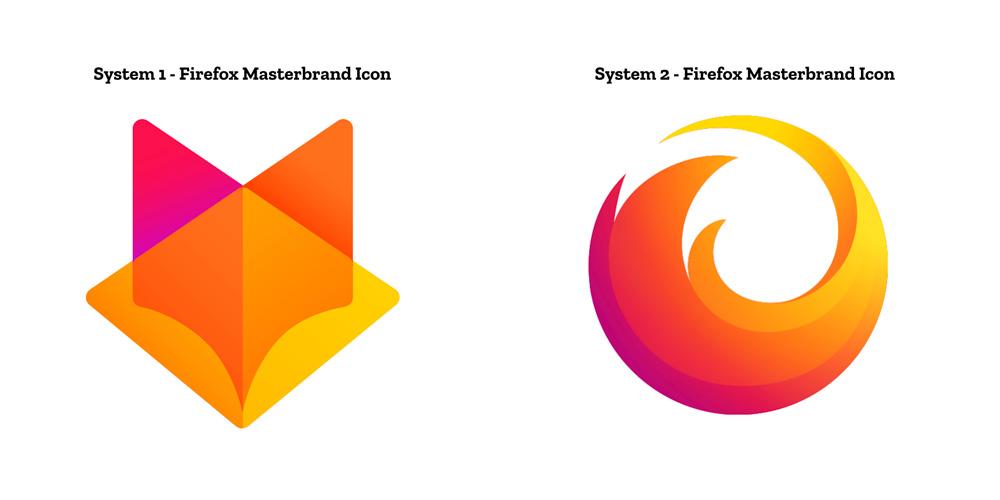Nowy design system Firefox