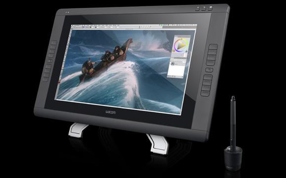 Wacom LCD Cintiq 24HD Touch