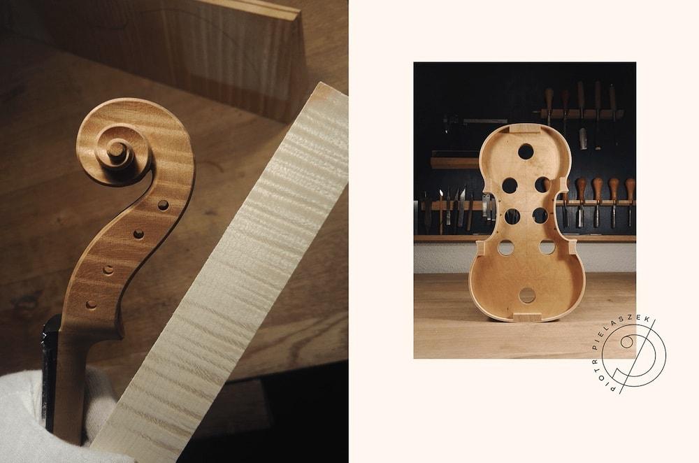 Piotr Pielaszek Luthier,Huge Dayz