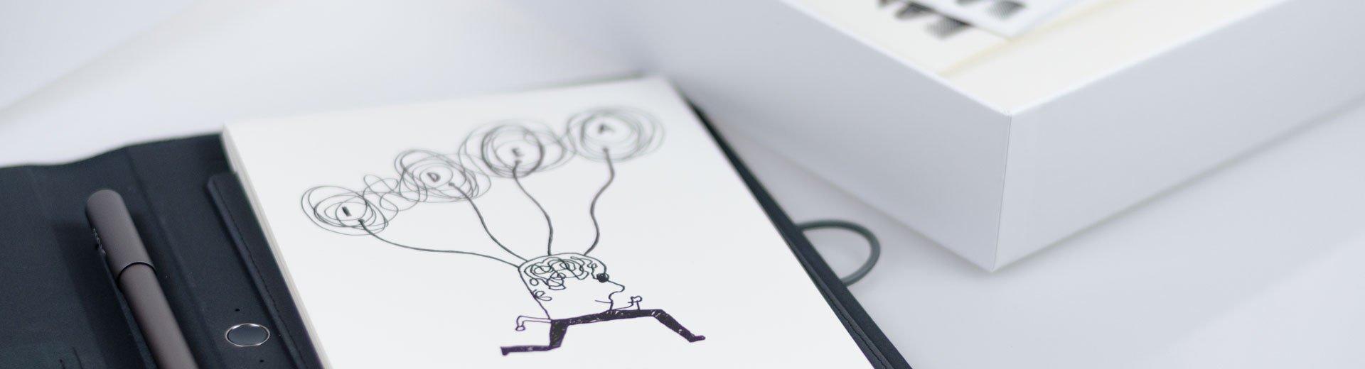 Okładka artykułu Wacom Bamboo Spark — Notes dla grafika – recenzja