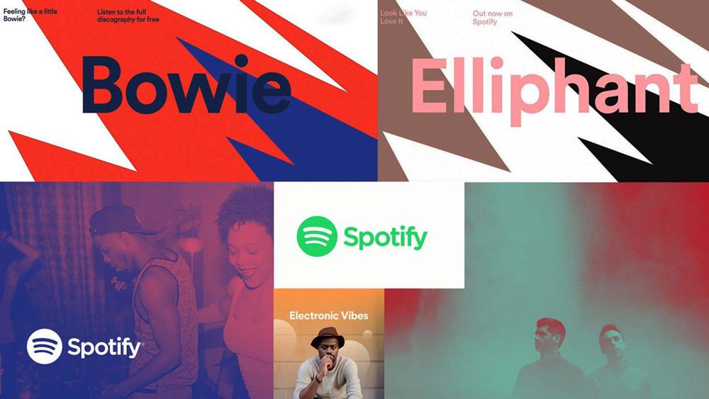 Identyfikacja wizualna Spotify