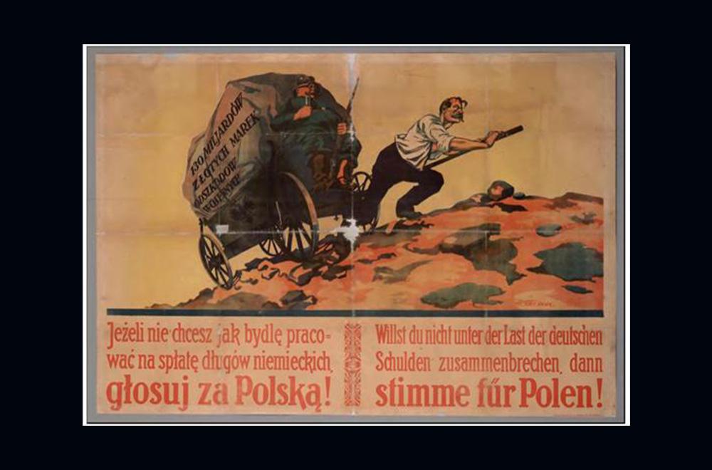 Antoni Romanowicz, Głosuj za Polską! 1920