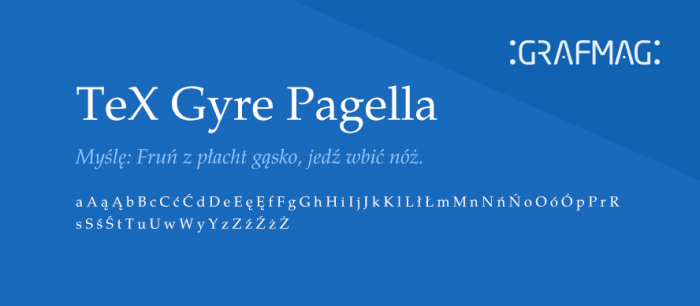 TeX-Gyre-Pagella