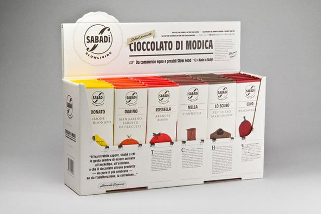 07 Opakowanie czekolady Sabadi