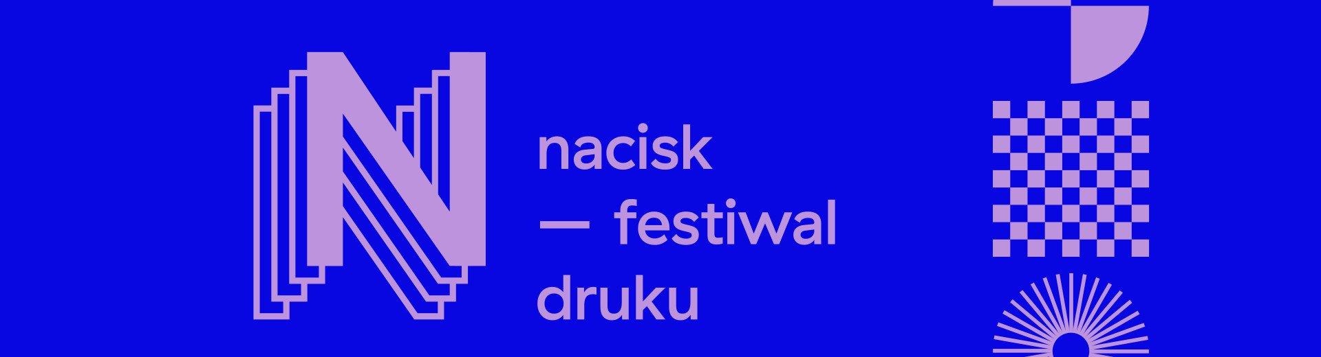 """Okładka artykułu Zapraszamy na I Festiwalu Druku """"Nacisk"""" — Wrocław – 30 września"""