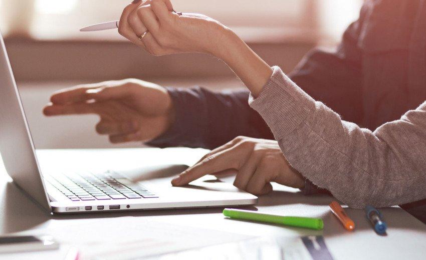 Okładka artykułu Przegląd trendów w webdesignie — Przewidujemy, co czeka nas w 2018 roku