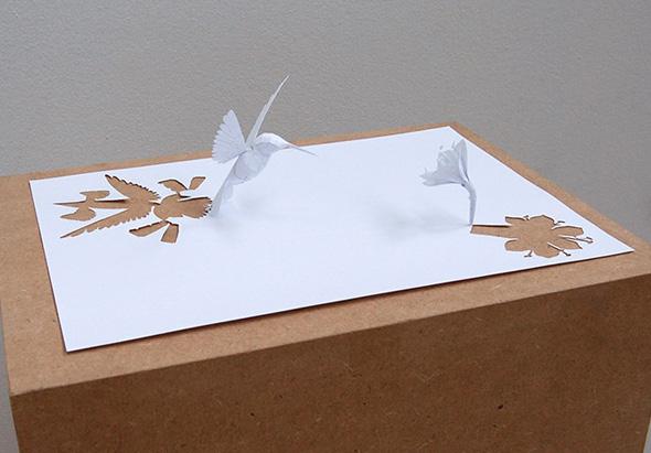 Bird - Peter Callesen
