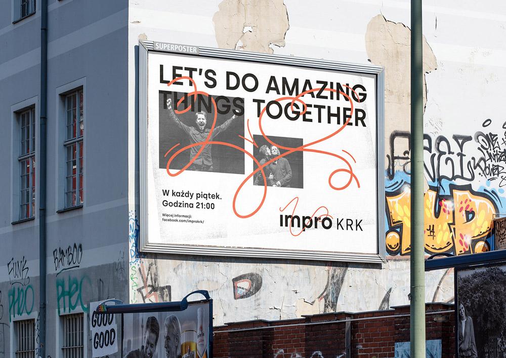 impro KRK, bisoñ studio