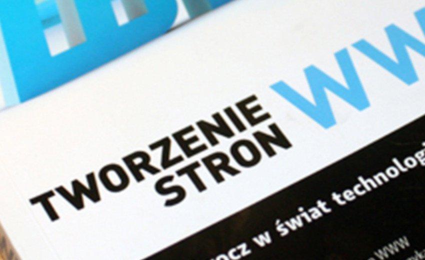 Okładka artykułu Tworzenie stron WWW — Radosław Sokół – recenzja