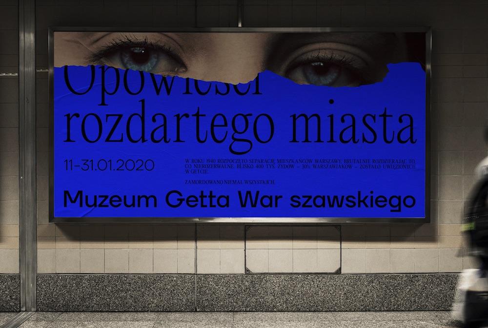 Muzeum Getta Warszawskiego, Redkroft.