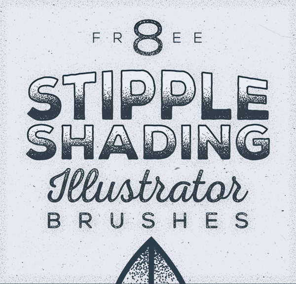 8-Free-Stipple-Shading-Brushes-for-Adobe-Illustrator