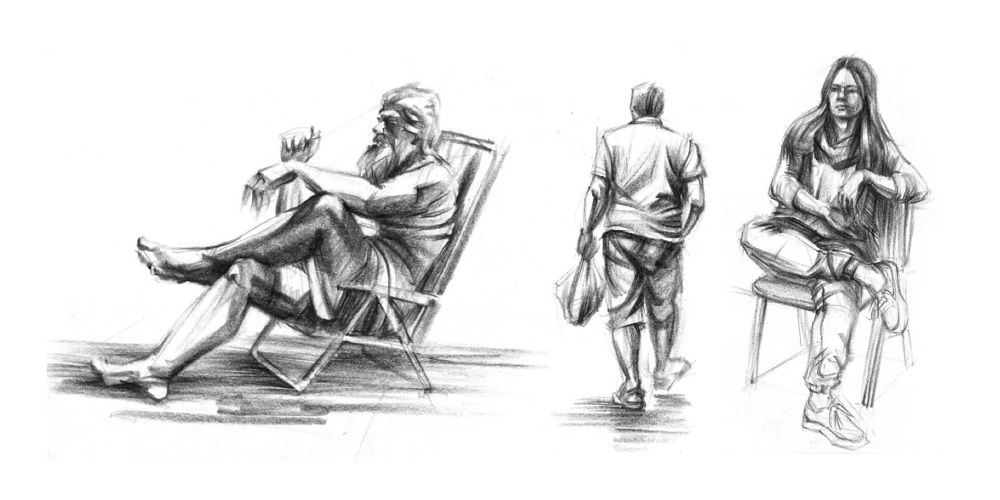 Jak narysować człowieka? Podstawy kompozycji