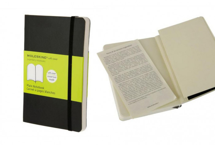 NOTATNIK-MOLESKINE---PLAIN-SOFT-POCKET