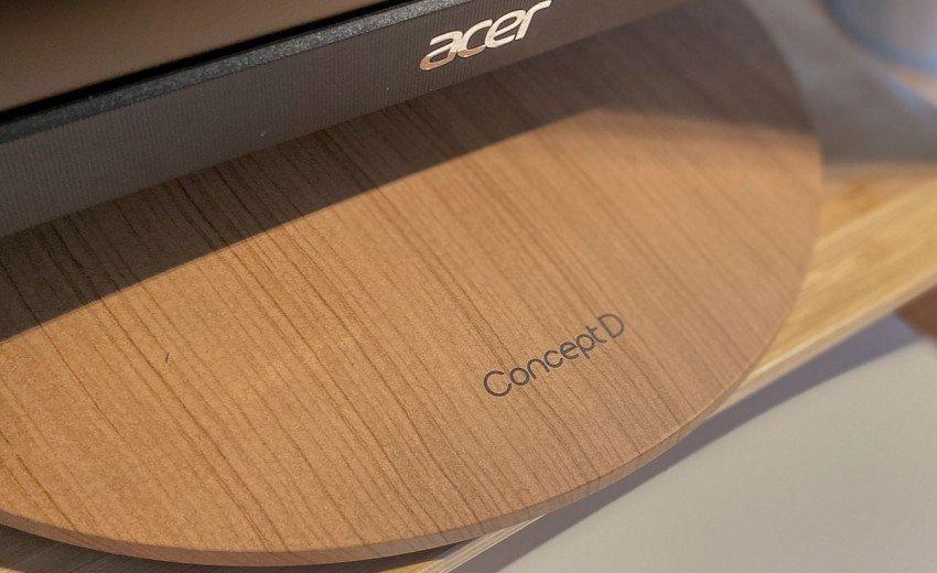 Okładka artykułu Monitor Acer ConceptD CP3 — Recenzja
