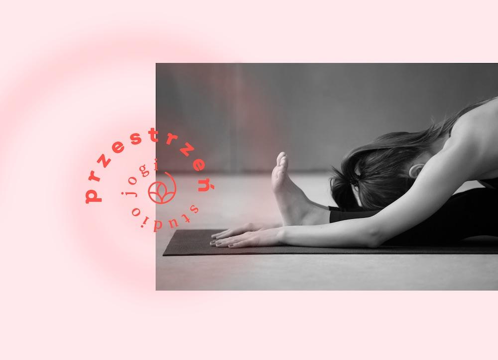 Przestrzeń Yoga Branding,nuo studio