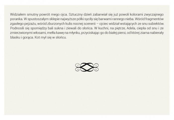 Rys.19 Książkowa winieta finalikowa (szpic) o charakterze ornamentu