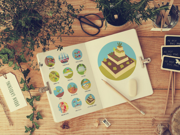 freebie-urban-gardening-icons