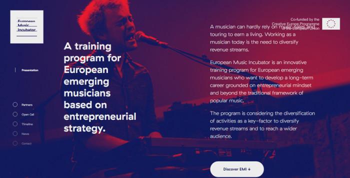 music-incubator