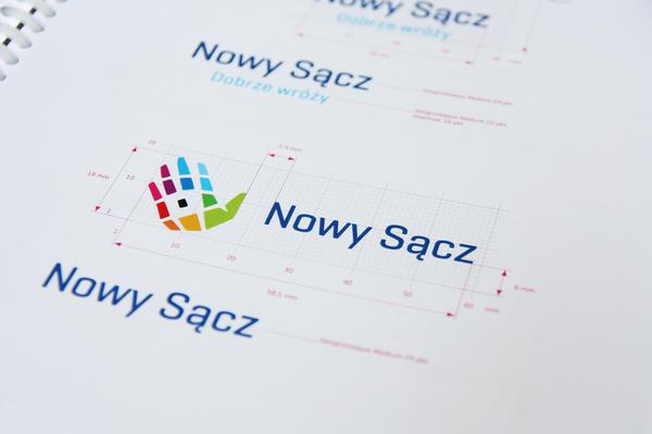Logo Nowego Sącza