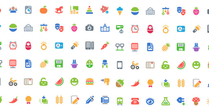 cosmo-100-free-icons
