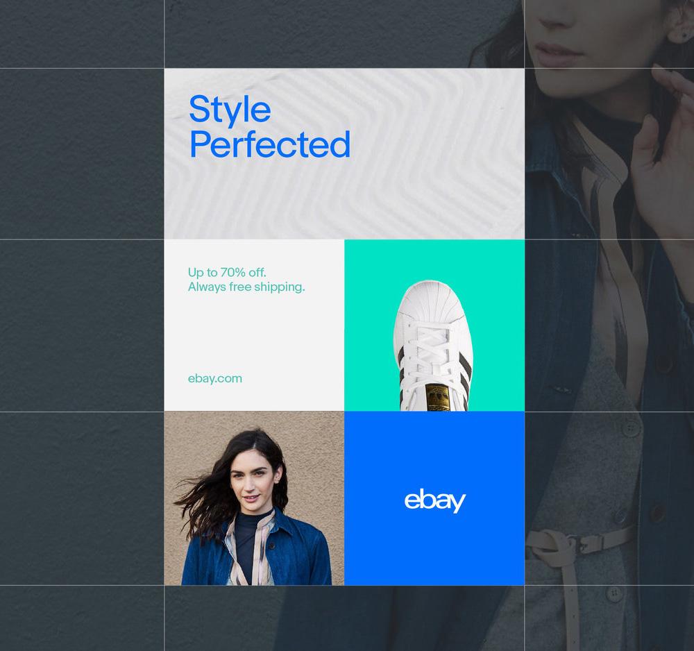 Redesign eBay 2017