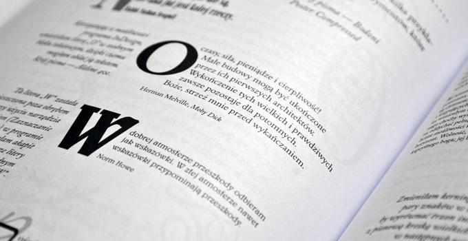 03 Typografia od podstaw. Projekty z klasa Robin Williams. Recenzja