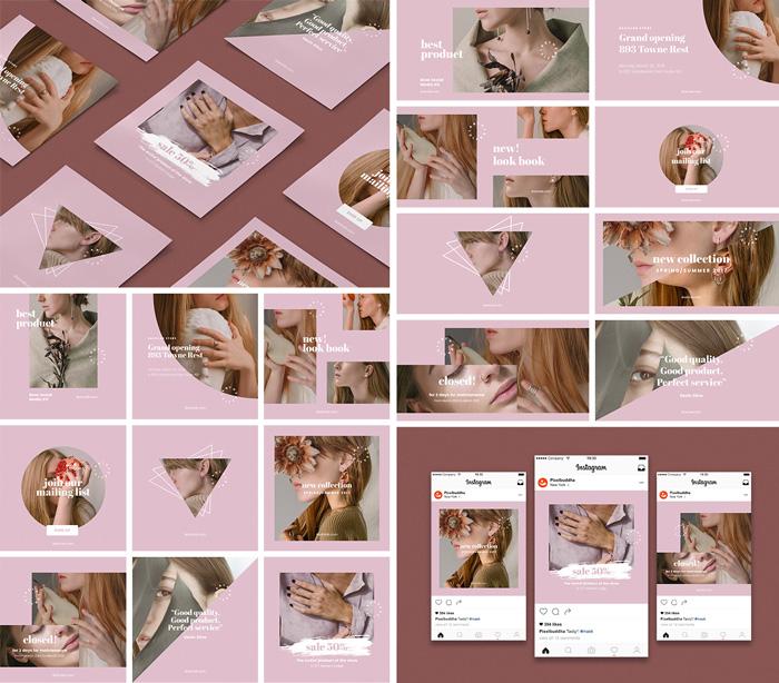 Gotowe grafiki na Instagram