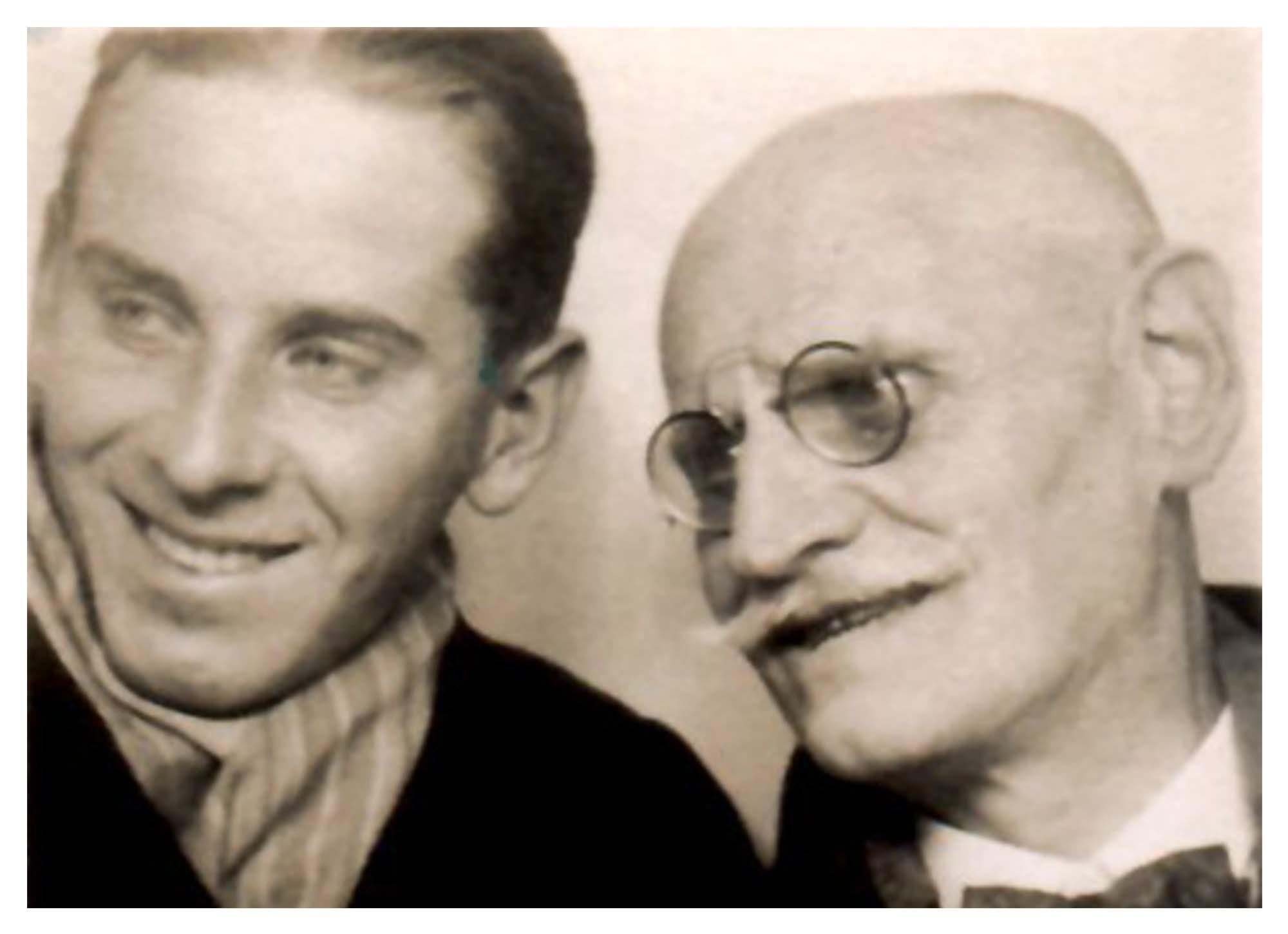 2.Przodkowie: Teodor Rawicz-Lipiński (dziadek) i Eryk Lipiński (ojciec)