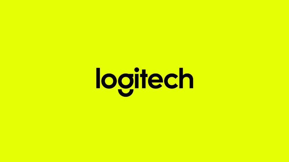 Logitech logo, DesignStudio