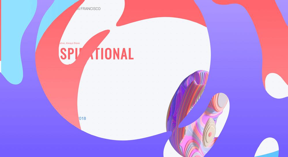 Trendy w webdesignie - Obciążające animacje