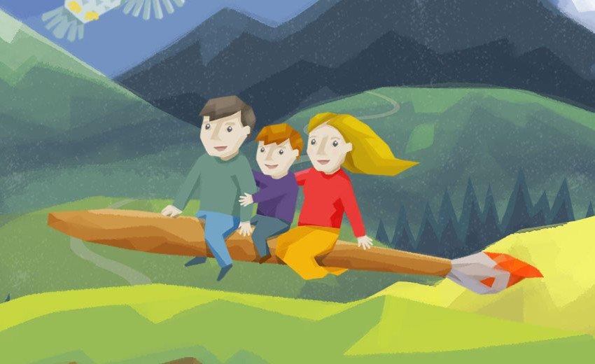 Okładka artykułu Konkurs dla ilustratorów — Biedronka Piórko 2016