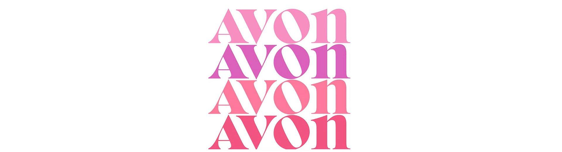 Okładka artykułu Nowe logo Avon — Powrót do szeryfów i lat 70-ych