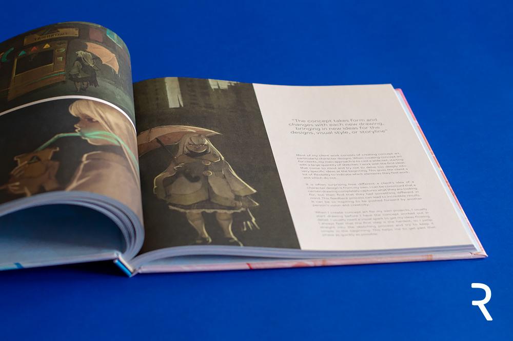 Recenzja drugiej książki Lois van Baarle