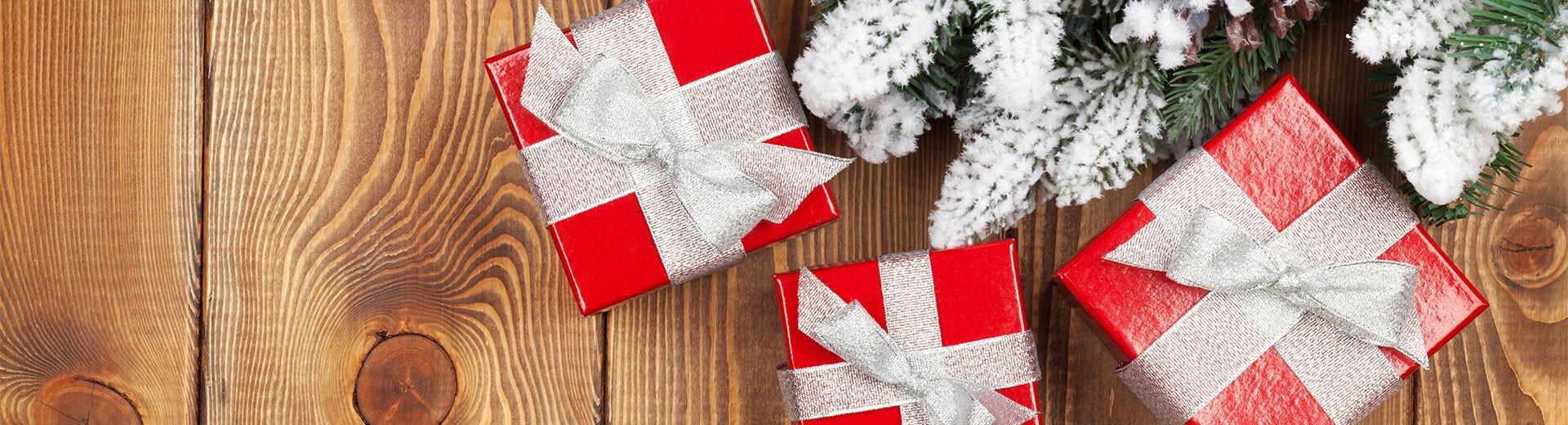 Okładka artykułu Świąteczne prezenty dla grafika — Boże Narodzenie 2014