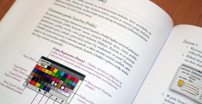07 Adobe Illustrator Projekty z klasa Robin Williams John Tollet
