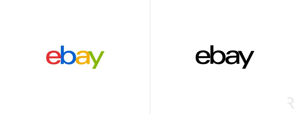 Nowe logo eBay 2017