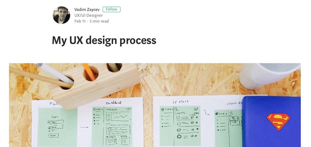 Proces projektowania stron