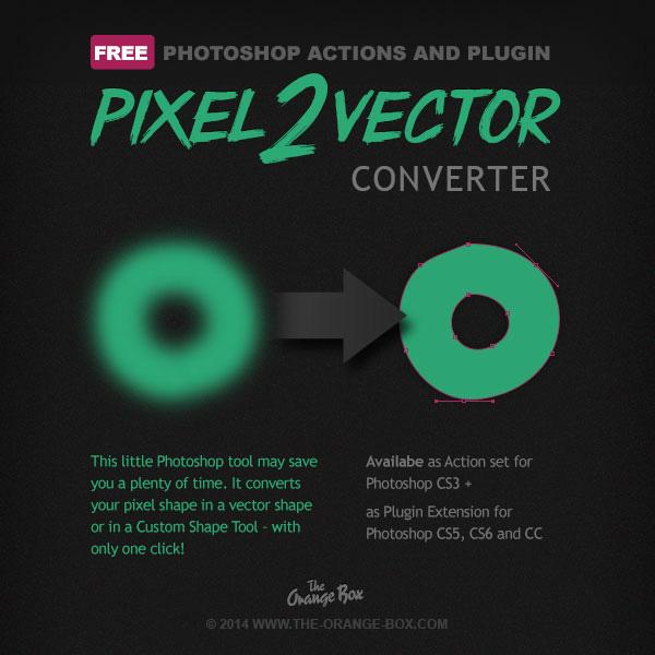 pixel2vector