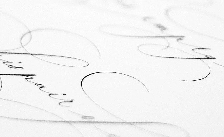 Okładka artykułu Wirtualne rozmowy o kaligrafii — Pytania do Ewy Landowskiej