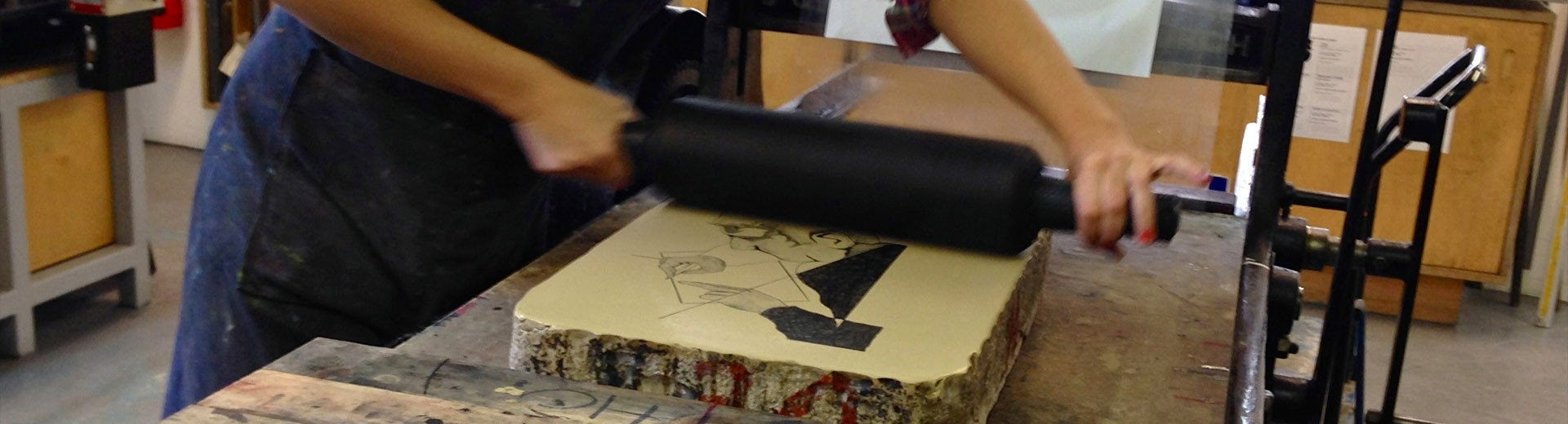Okładka artykułu Techniki druku. Część II — Litografia, czyli zanim pojawił się offset