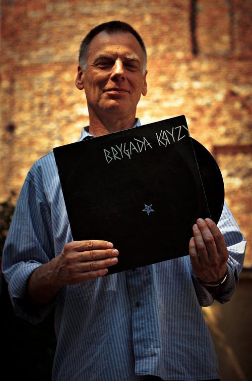 Tomek Lipiński (foto: Michał Biliński)